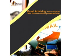 Email Advising : Establishment of Productive Advising