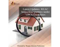 REAC Inspection Guidelines : Latest Updates