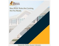 New REAC Rules Are Coming, Are You Ready?