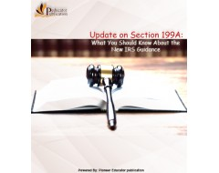 Update on Section 199A: What You Should Know About the New IRS Guidance