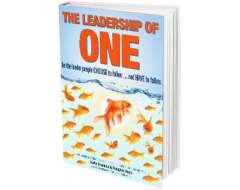 THE LEADERSHIP OF ONE