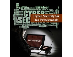 Cyber Security for Tax Professionals